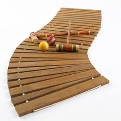 Easy-to-Install Decking Tiles