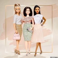 Barbie Style, Barbie Model, Barbie Dog, Barbie Fashion Sketches, Fashion Dolls, Barbie Life, Barbie World, Barbie Dress, Barbie Clothes