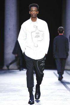 Neil Barrett Menswear Fall Winter 2017 Milan