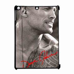 Dwayne Johnson The Rock iPad Air Case