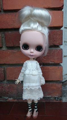 Guarda questo articolo nel mio negozio Etsy https://www.etsy.com/listing/264043038/blythe-dress-theme-summer-outwear-and