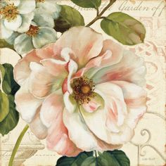Les Jardin II  By: Lisa Audit