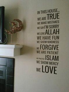 muslim home