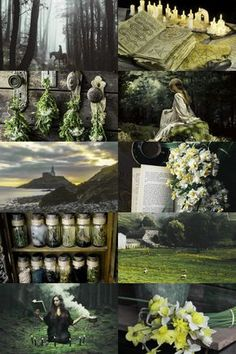 welsh witch aesthetic (more here)