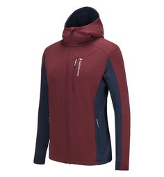 Men's Trigger Zipped Hooded Mid-Layer