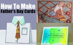How To Make Father�s Day Cards