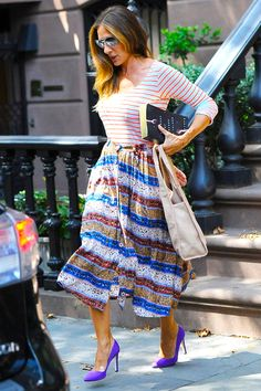 Sarah Jessica Parker Style - Best Outfits