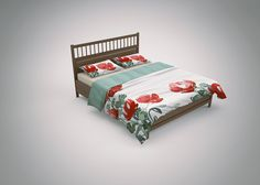 Bed Linen & Bedding Sets Mockup (1)