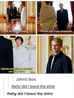Hahaa John... the shire.