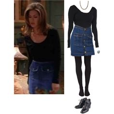 Rachel Green - Fashion look - URSTYLE Rachel Green - Fashion look - URSTYLE Source by sanfranciscostreets fashion Rachel Green Outfits, Rachel Green Mode, Estilo Rachel Green, Rachel Green Style, Rachel Green Friends, Rachel Green Fashion, Rachel Green Costumes, Outfits 90s, 90s Inspired Outfits