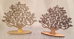 LORDS PRAYER  WOOD MDF(GOLD AND NATURAL)
