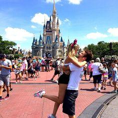 Com a minha Princesa tudo muito lindo