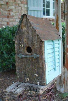 119 Best Birdhouses Images On Pinterest In 2018 Bird House Feeder