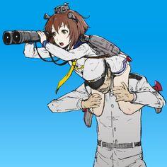 Admiral (Kantai Collection),Kantai Collection,KanColle,Anime,аниме,Yukikaze,Anime Art,Аниме арт, Аниме-арт,gawa satsuki