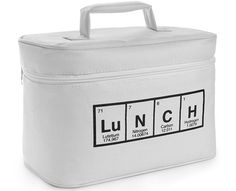 Think Geek have chemistry fun in the (lunch) bag