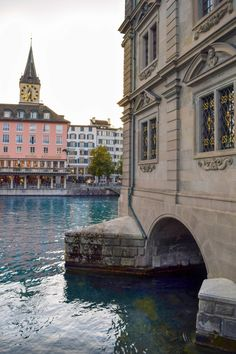 Zurich City Guide // Brittany from Boston