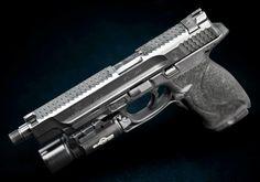 Smith Wesson M & P Pro 9mm pistol