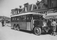Renault 3  asser van de Trammij. De lijn Groningen Paterswolde Eelde 1928  Totale lengte 10 km. Aangelegd door GPE. Geopend in 1896, gesloten in 1926.