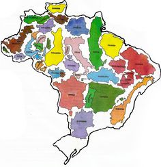 Brazil and Europe overlaid for size comparison.