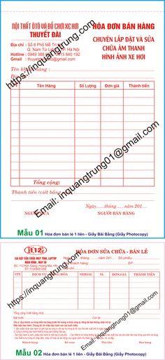 In tem bảo hành - In Quang Trung: In hóa đơn tại Đắk Lắk, không lấy phí design mẫu, ...