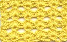 Free Easy Crochet Pattern: 9