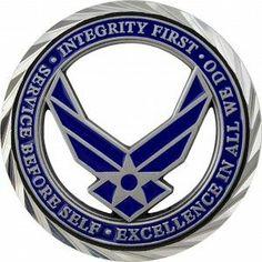 USAF Core Values