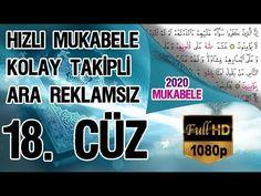 Cüz / Tecvitli Takipli Hızlı Okuma / Hafız Fatih Hoca ٩. Full Hd 1080p, Youtube, Signs, Shop Signs, Youtubers, Youtube Movies, Sign