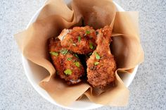 Sometimes we just want wings! No reason, just wings on a random rainy afternoon.   Of course when you want something really bad, that's wh...