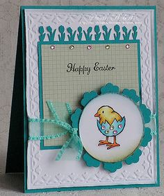 2/15/2012 blog entry.  Cute use of the Everybunny stamp set
