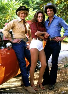 The original trio: The 55-year-old played BoDuke in the original series - which ran from ...
