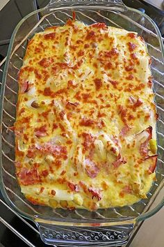 Spargel – Schinken Auflauf Asparagus – ham casserole, a delicious recipe from the category vegetables. Low Carb Breakfast Casserole, Ham Casserole, Casserole Recipes, Asparagus Casserole, Brunch Recipes, Breakfast Recipes, Snack Recipes, Cooking Recipes, Low Carb Chicken Recipes