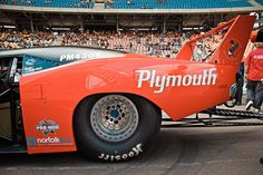Drag Racing Galore - Plymouth Pro Mod by THE PIXELEYE // Dirk Behlau, via Flickr