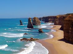 Twelve Apostles - Australia....most breathtaking place I've ever been!