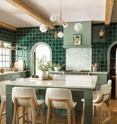 Interior Design: To Be Green With Envy Green Interior Design, Link, Inspiration, Home, Biblical Inspiration, Inspirational, Inhalation