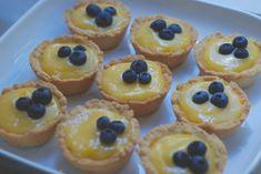 citronové tartaletky Cheesecake, Breakfast, Food, Lemon, Morning Coffee, Cheesecakes, Essen, Meals, Yemek