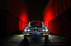 BMW E28 535i Turbo
