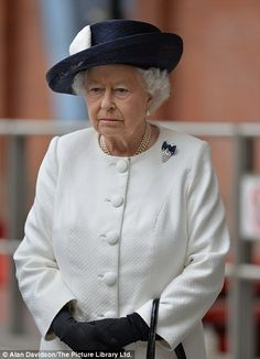 Ahead of the visit to France, The Queen and The Duke of Edinburgh mark the 20th anniversar...