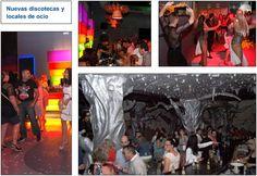 Nuevas discotecas y locales de ocio.