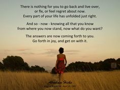 #abrahamhicks #you #right