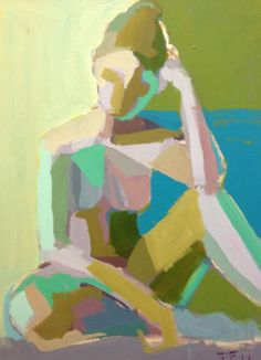 Teil Duncan | Lime Light 18x24