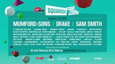 #CFG | #SVMF2015 | Squamish Valley Music Festival – August 7, 8 & 9, 2015 British Columbia