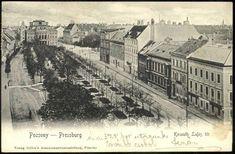 Presporok, Hviezdoslavove námestie Pozsony Kossuth Lajos tér Bratislava, Paris Skyline, Travel, Viajes, Destinations, Traveling, Trips