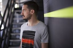 "Colebrooke Orange T-shirt | ""Urban Pulse"" Lookbook | Urban Gilt"