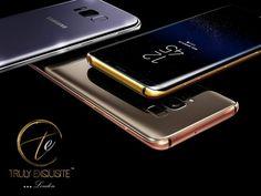 Samsung Galaxy S8 e S8 Plus: edizione lusso con cornici in oro da Truly Exquisite https://www.sapereweb.it/samsung-galaxy-s8-e-s8-plus-edizione-lusso-con-cornici-in-oro-da-truly-exquisite/        Samsung Galaxy S8: da Truly Exquisite un'edizione luxury del nuovo top di gammaArriverà sul mercato alla fine del mese di aprile ma, nonostante questo, rimanere uno dei telefoni più chiacchierati del 2017: a poco più di due settimane dal lancio, infatti, Samsung Galaxy S8 è g