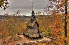 fantoft-stave-church