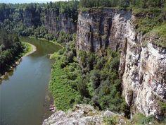 Река Ай. Южный Урал. #Россия #красота #Russia