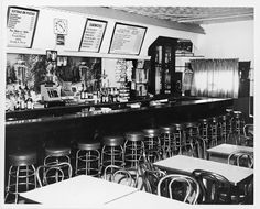 A favorite neighborhood bar of many Chicagoans – Home Run Inn Pizzeria Chicago 1947-1971