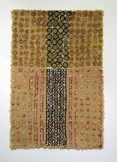 Judith e Martin New work: naata cloth