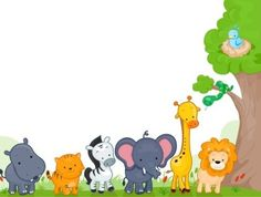 Find Illustration Different Jungle Animals Background stock images in HD and millions of other royalty-free stock photos, illustrations and vectors in the Shutterstock collection. Thousands of new, high-quality pictures added every day. Jungle Cartoon, Classroom Labels, Jungle Theme, Jungle Animals, Baby Items, Book Art, Royalty Free Stock Photos, Clip Art, Illustration