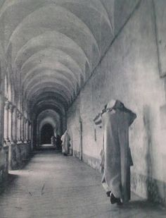 New Liturgical Movement: Historical Images of Barcelona Charterhouse, 1960